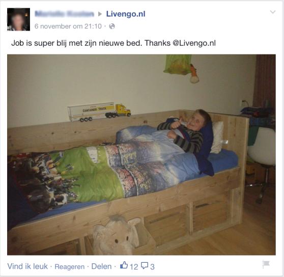 Bed Livengo