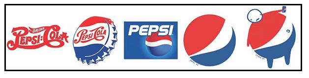 Redesign voorbeelden Pepsi