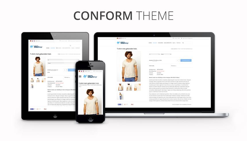 Conform theme