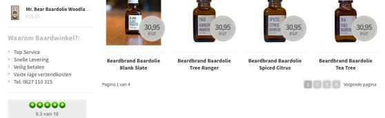 baardwinkel webshop