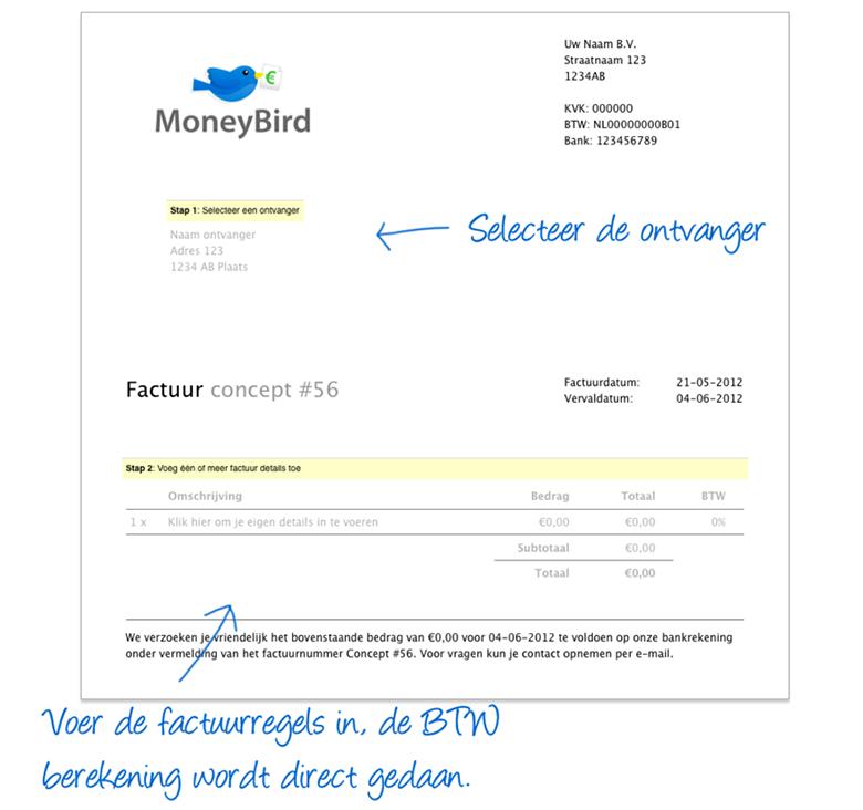 MoneyBird Plus