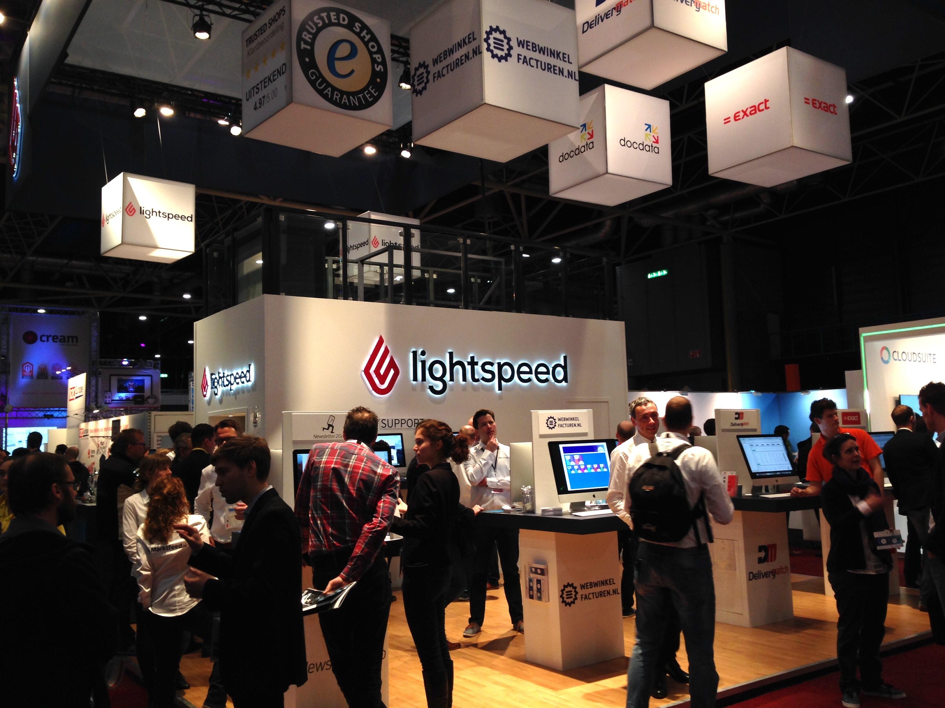 Lightspeed SEOshop webwinkel vakdagen