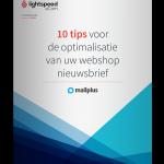 10 tips voor de optimalisatie van uw webshop nieuwsbrief