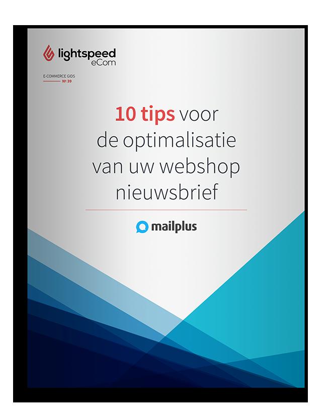 10 tips voor je webshop nieuwsbrief
