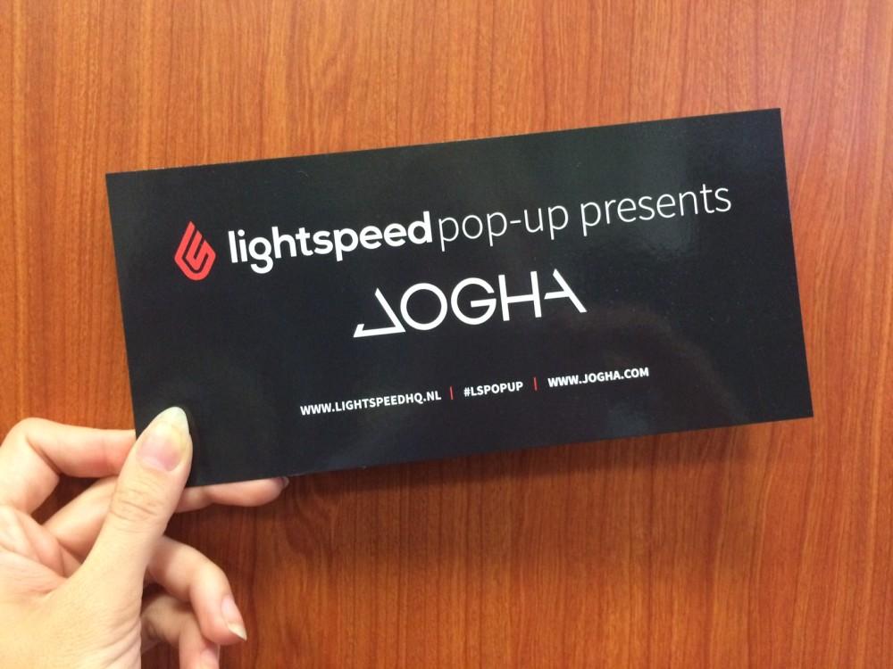 Lightspeed invite