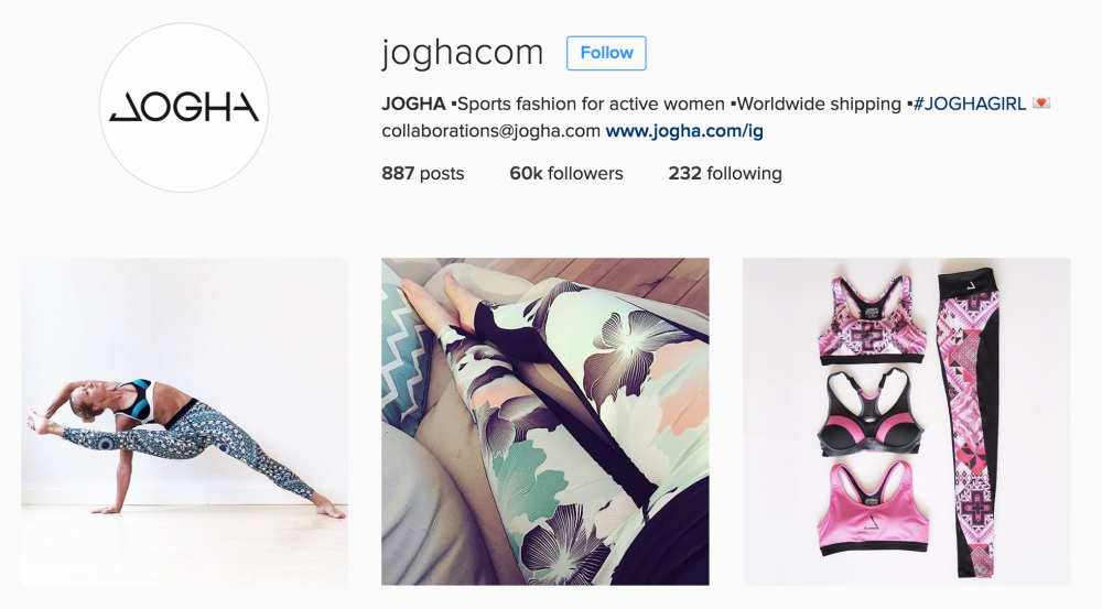 Instagram Jogha.com