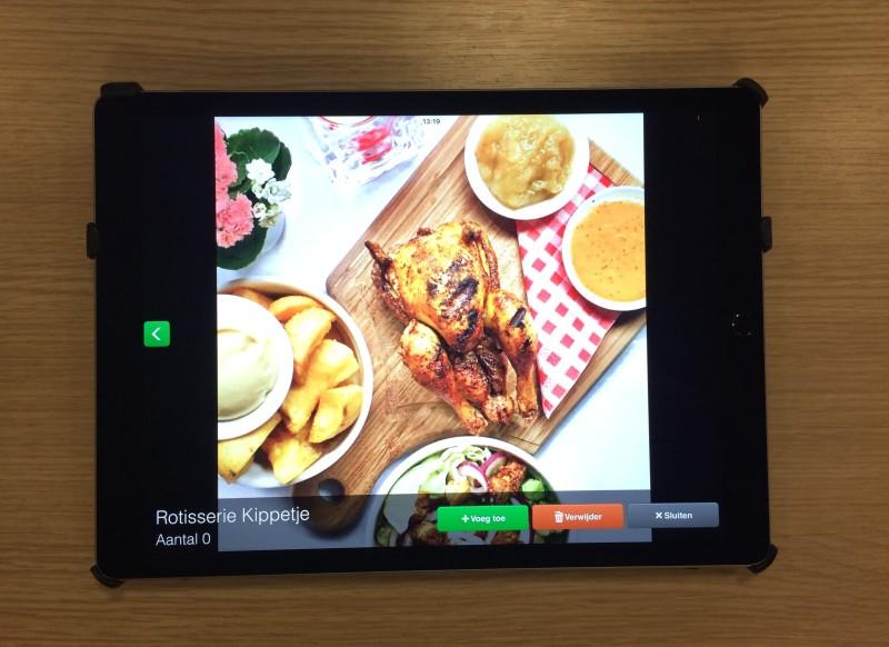 Lightspeed iPad kassa voor de horeca