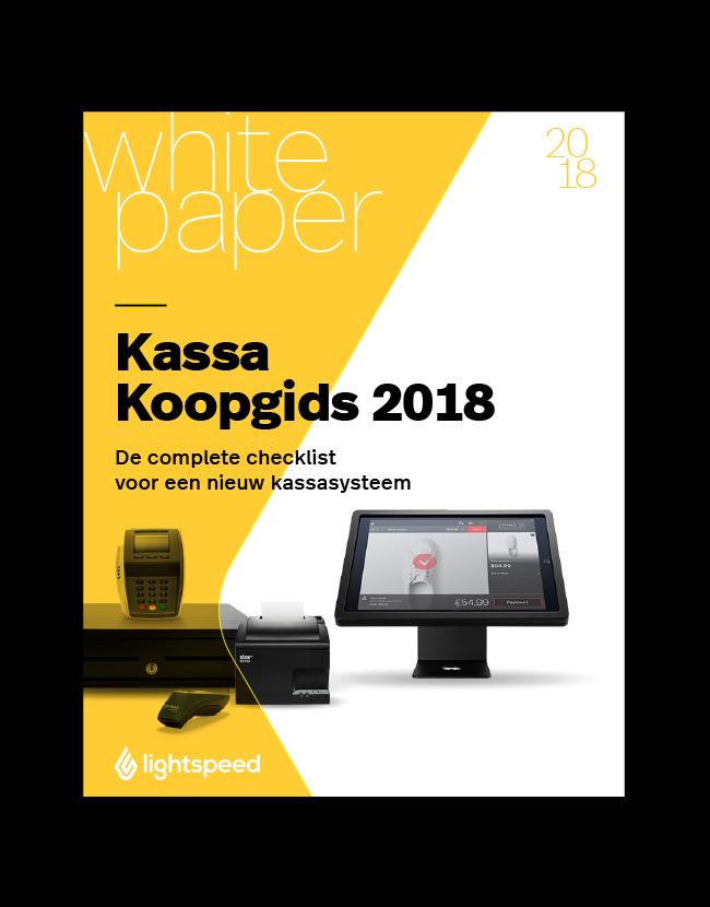 Kassa Koopgids 2018