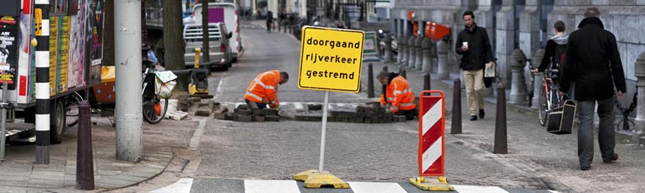 wegwerkzaamheden amsterdam.nl