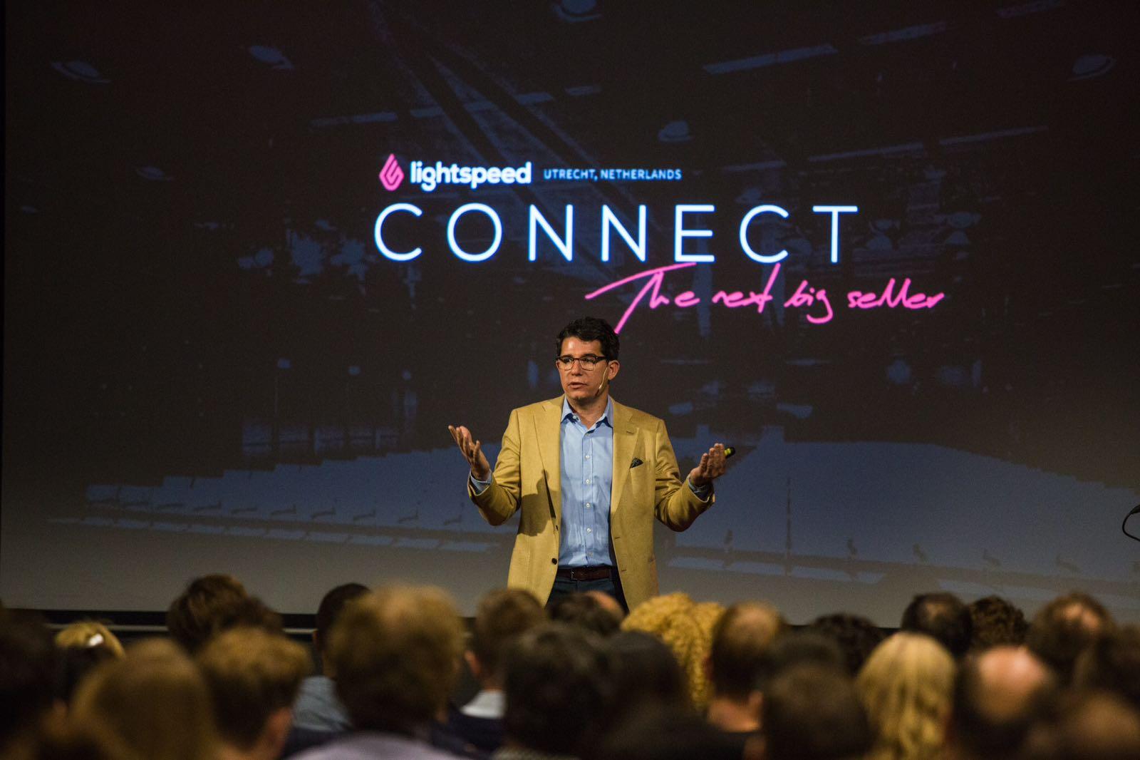 Lightspeed Connect 2016