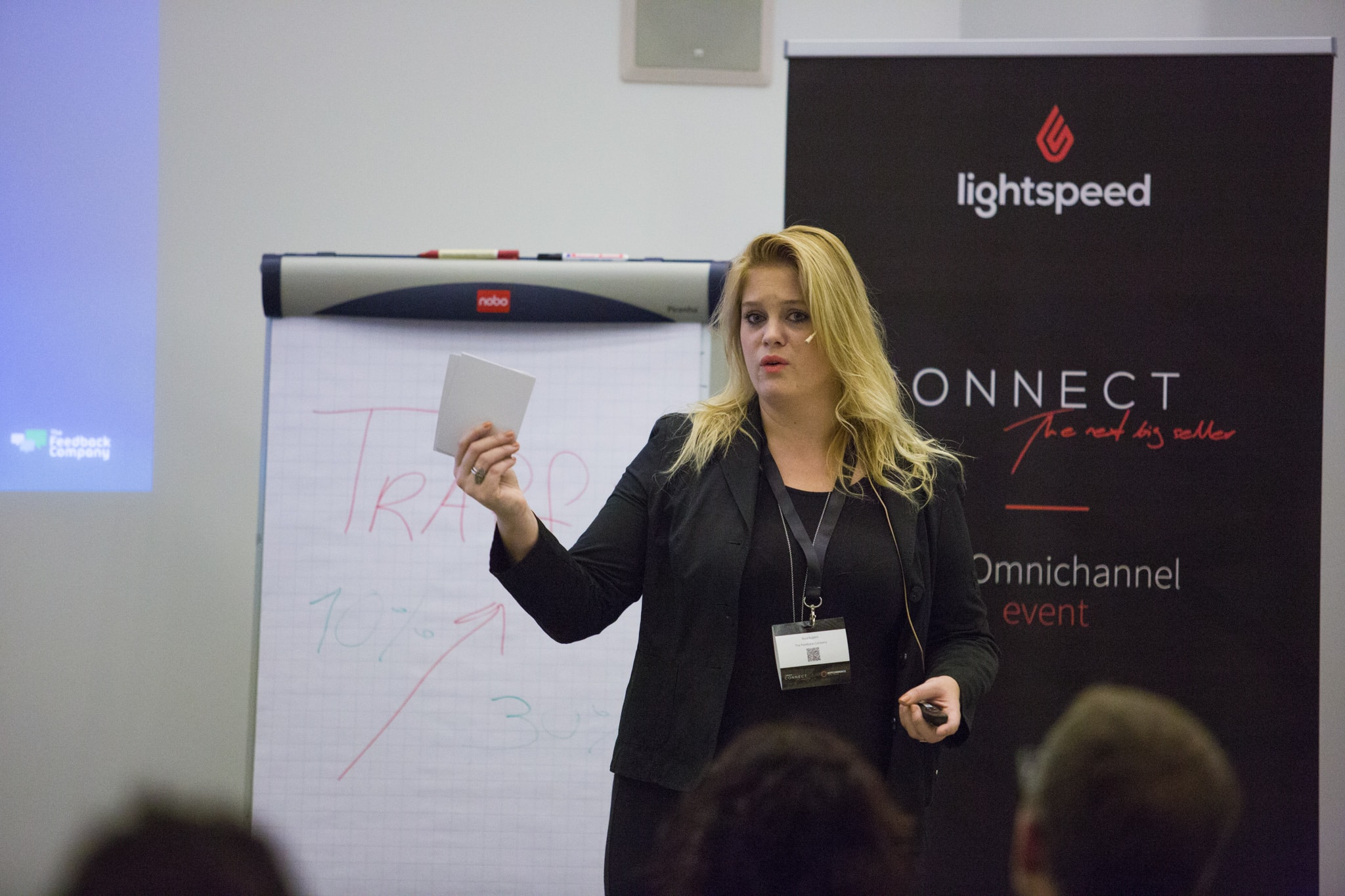 Lightspeed Connect partner sessie