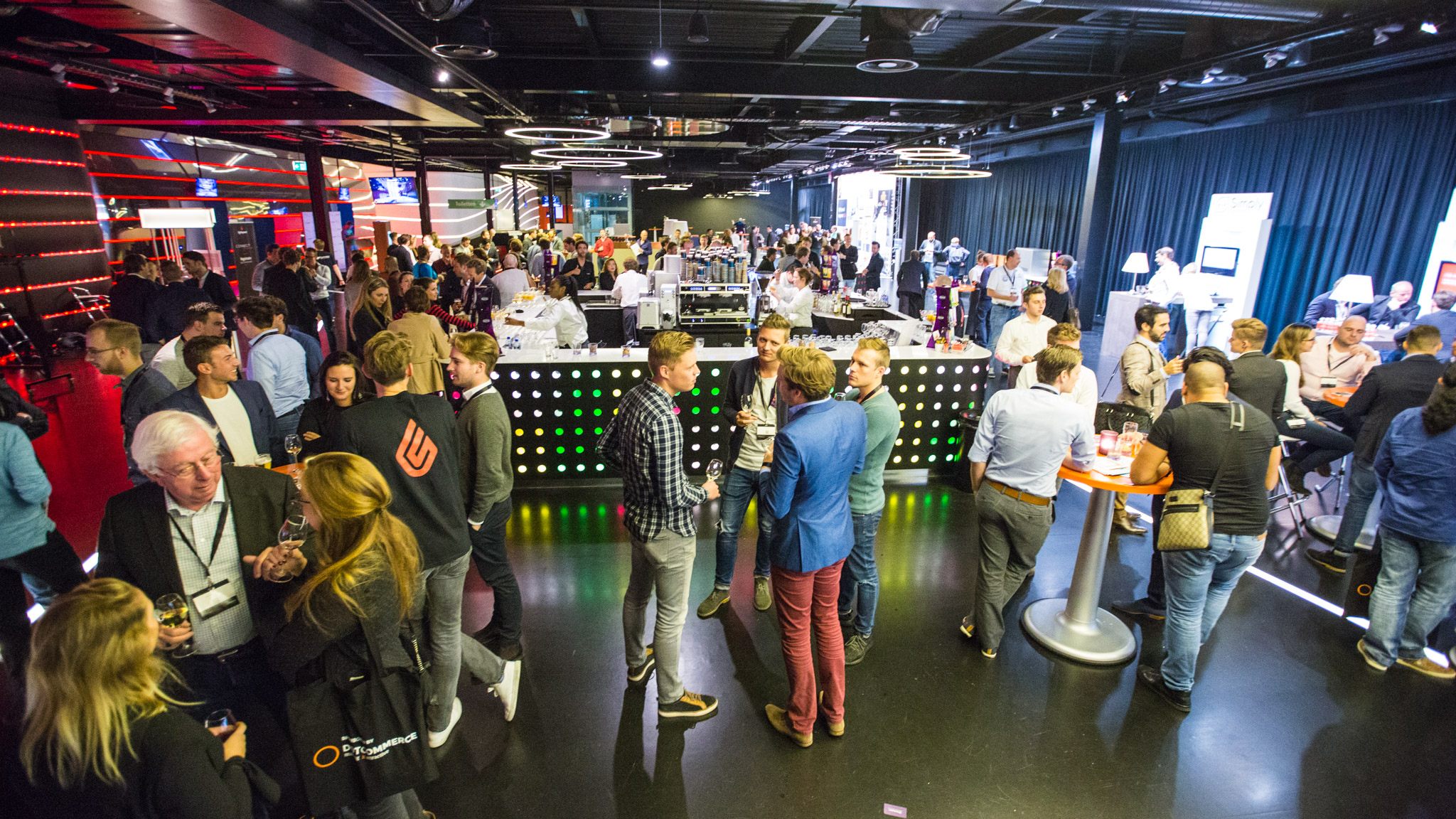 Netwerkborrel Lightspeed Connect 2016