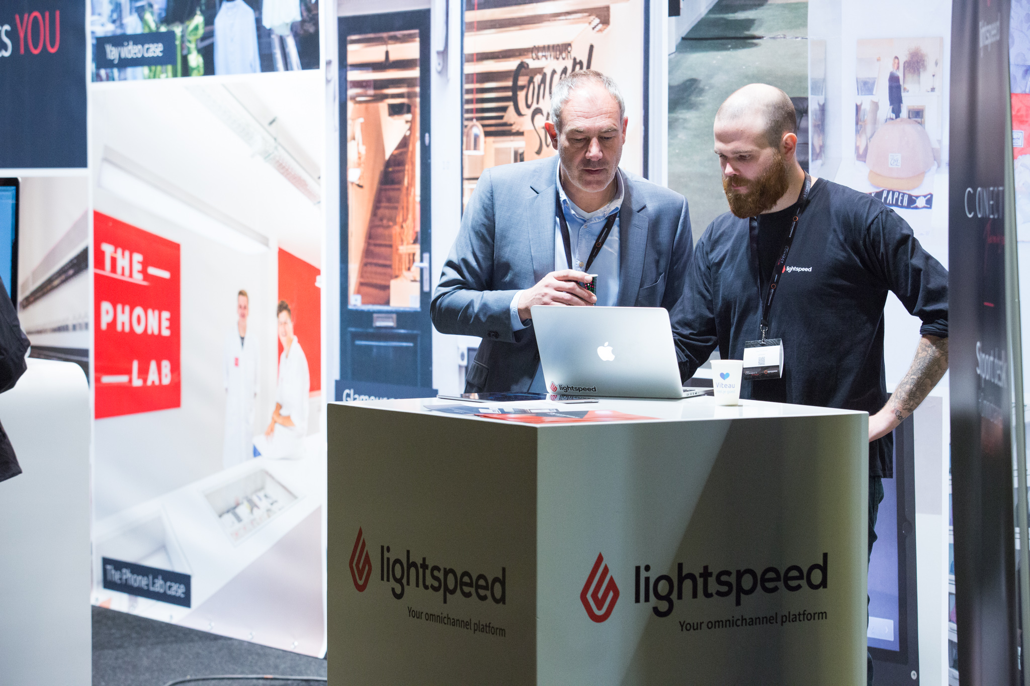 Lightspeed Connect Support Desk