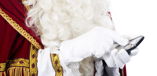 Wees op tijd met inkoop bij je leverancier tijdens Sinterklaas