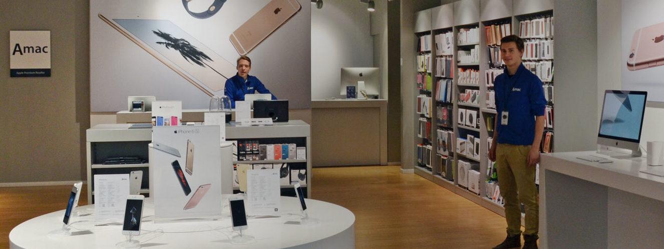 Lightspeed in samenwerking met Apple Premium Reseller Amac