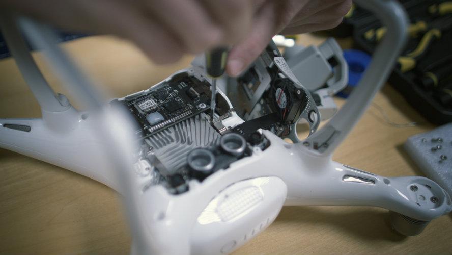 Drone reparaties
