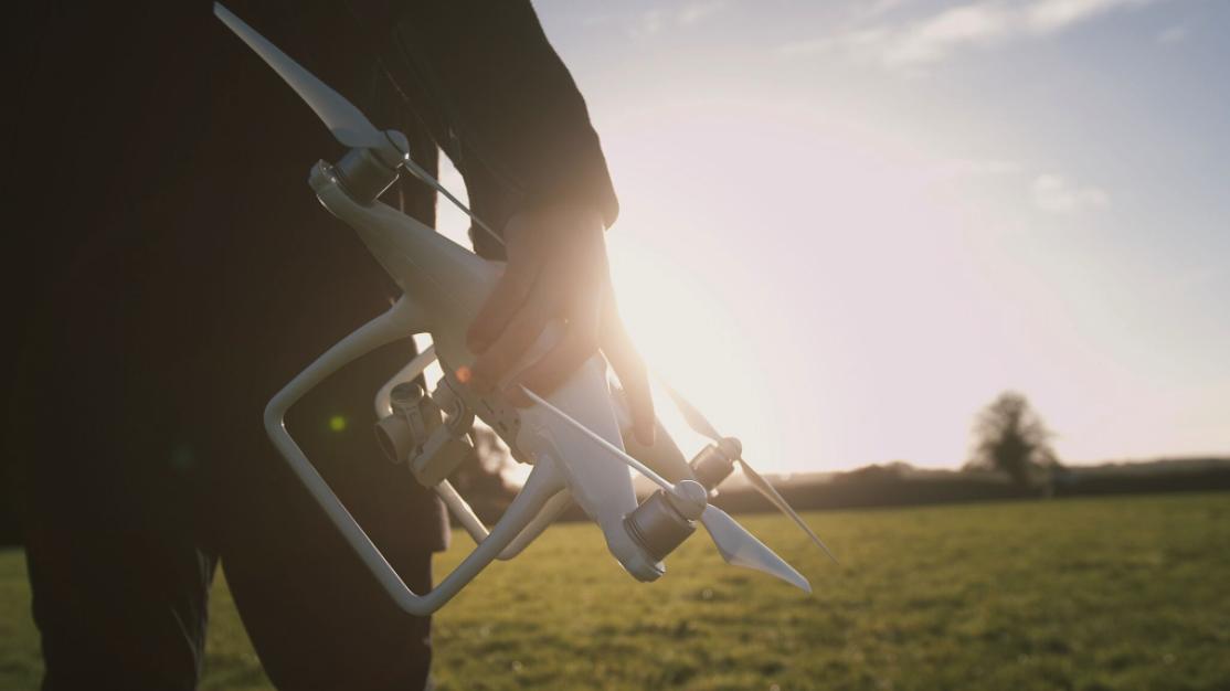Drone Factory klant Lightspeed