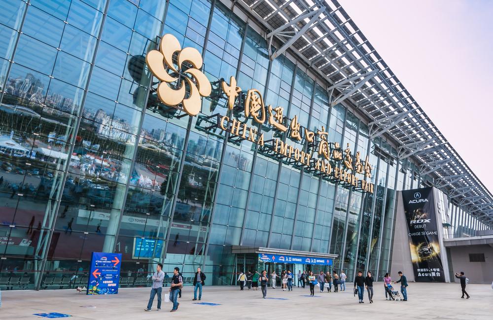 Inkopen in Guangzhou China