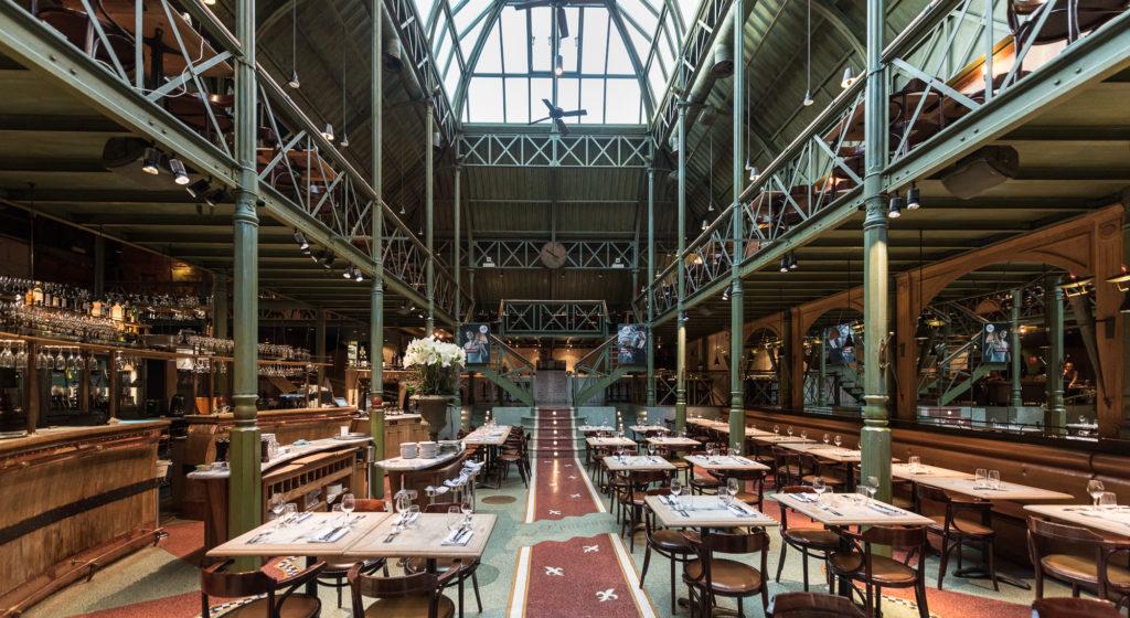interior brasserie pakhuis