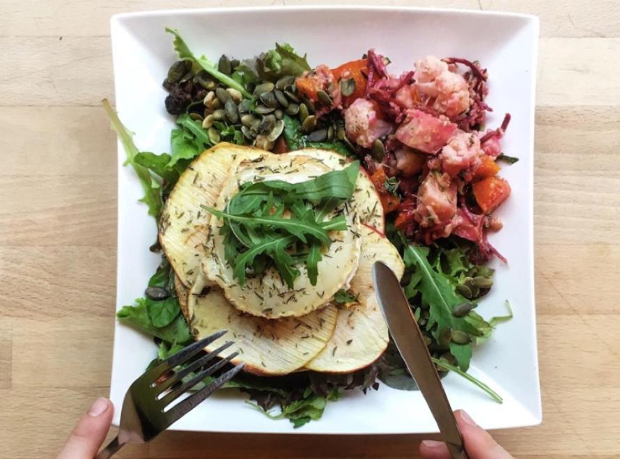 greenway salad