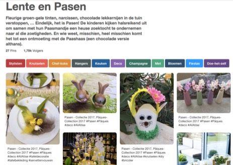Online Paas-acties van Ava Papierwaren
