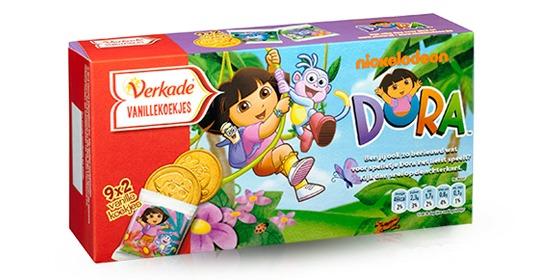 Kleurrijke verpakking voor kinderen