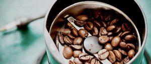 koffiebonen grinder