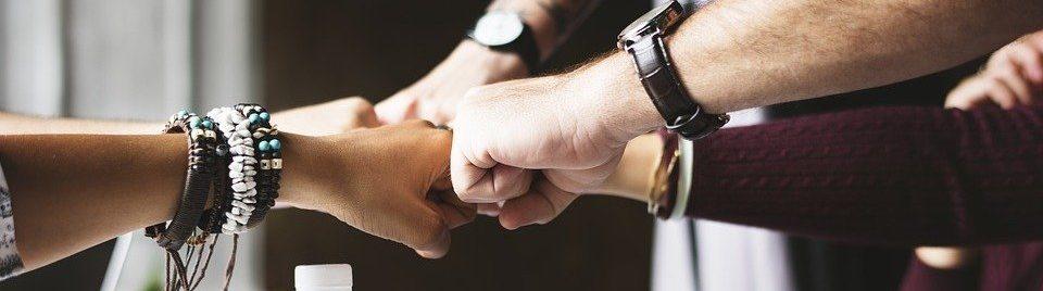 Werk samen met andere ondernemers