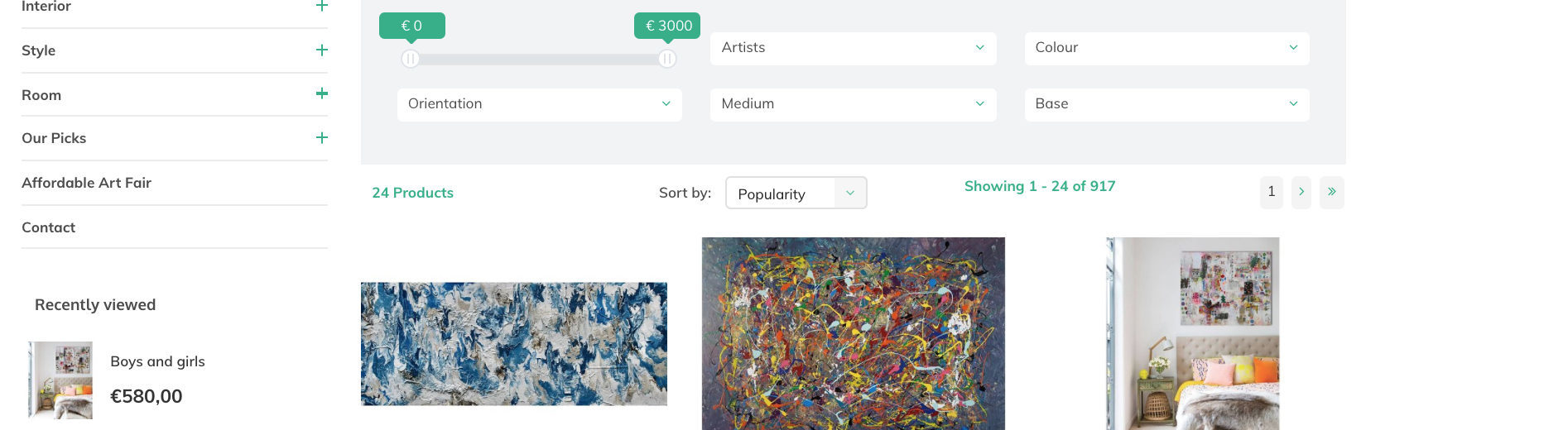 Kunstplatform accessART bouwt op Lightspeed eCommerce