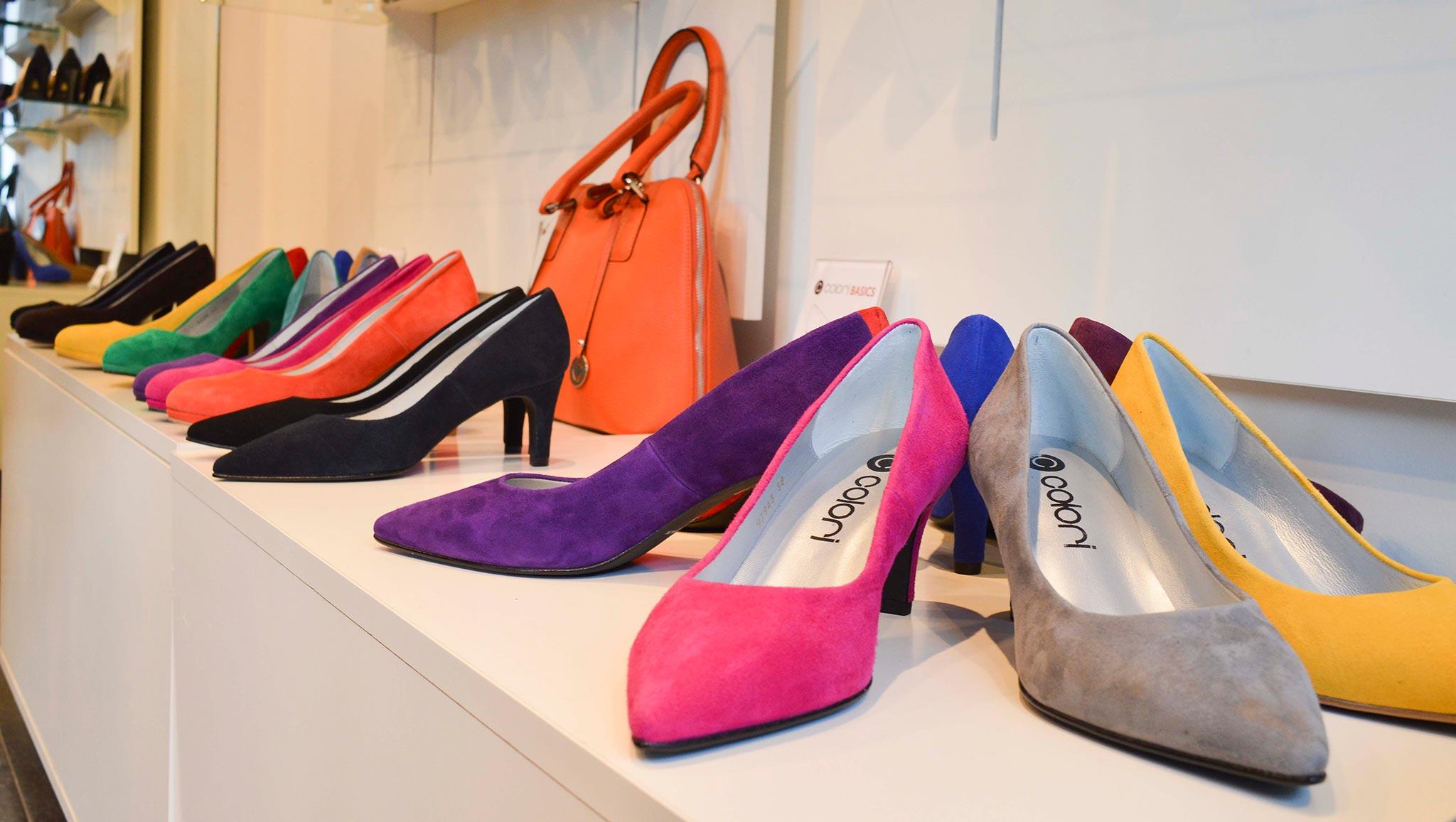 Hedendaags Colori Shoes gaat voor de omnichannel oplossing van Lightspeed PR-56