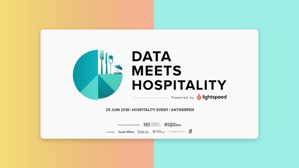 Bezoek Data Meets Hospitality op 25 juni 2018 in Bocadero Antwerpen