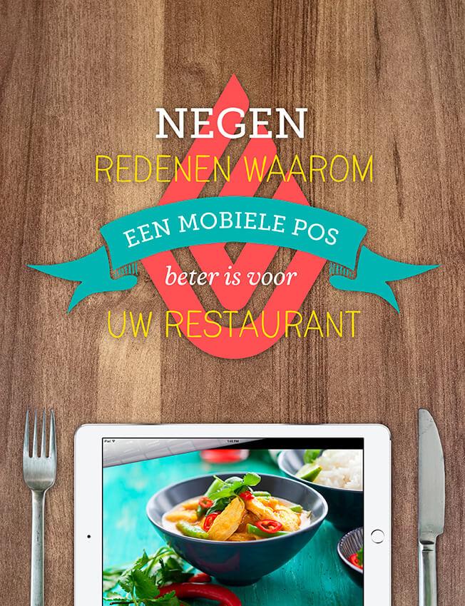 9 redenen waarom een mobiele kassa beter is voor je restaurant