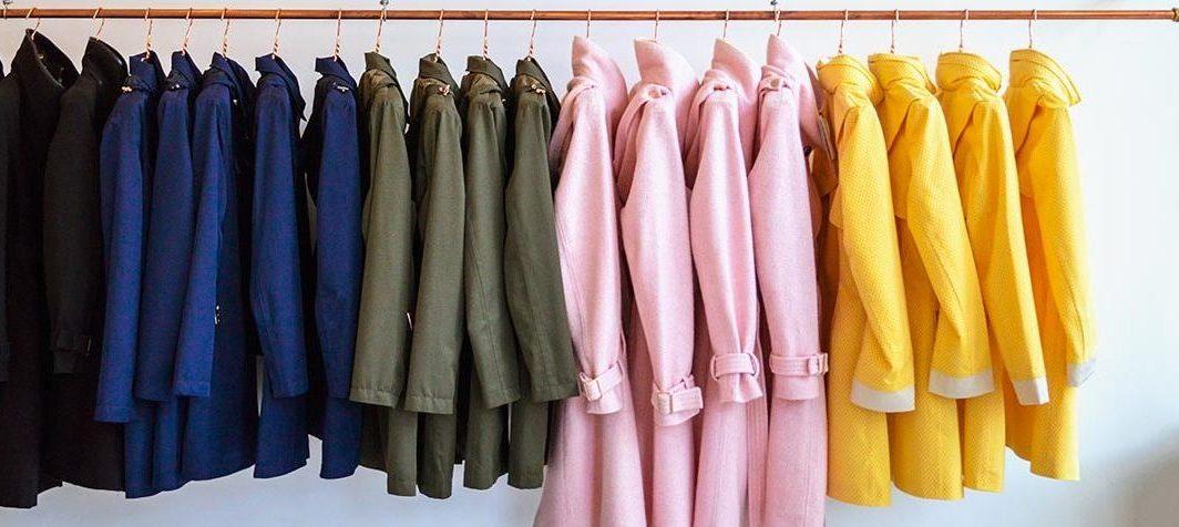 Assortiment van Rain Couture, Lightspeed Retail en eCom klant