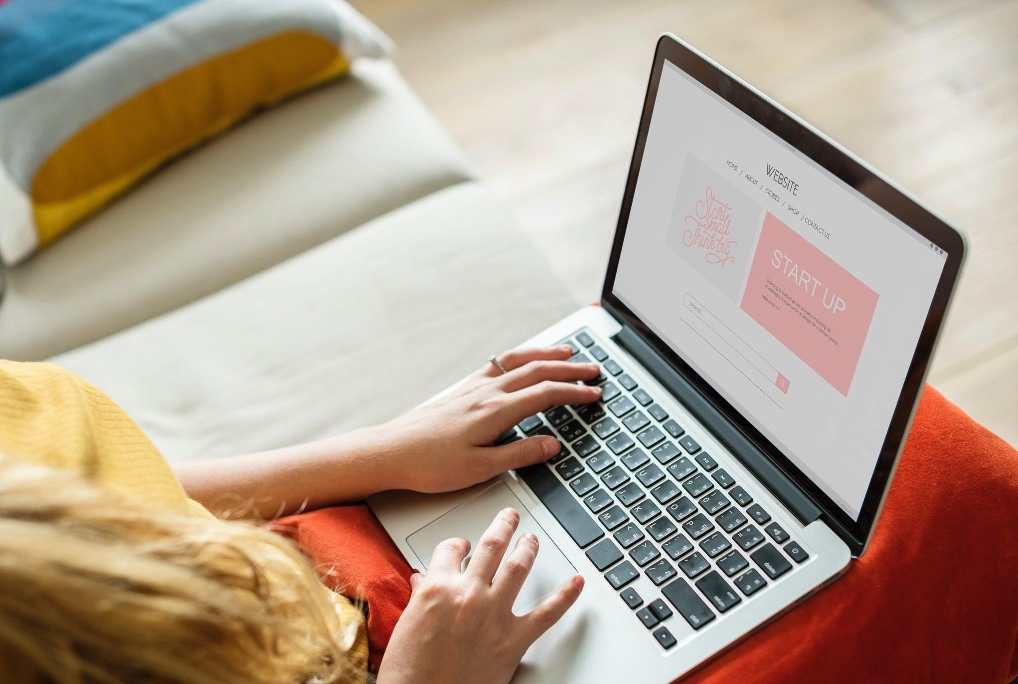Een SaaS webshop is vaak sneller opgezet