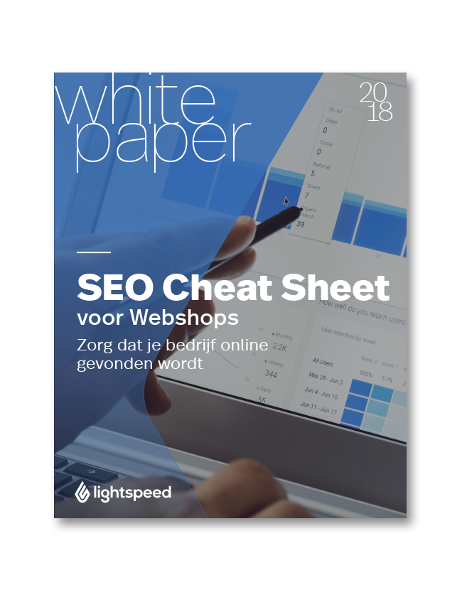 SEO Cheat Sheet voor Webshops