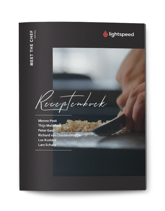 Meet The Chef: Receptenboek