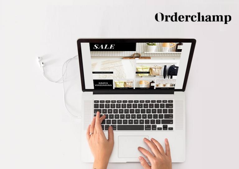 Lightspeed eCommerce<br>voor Orderchamp
