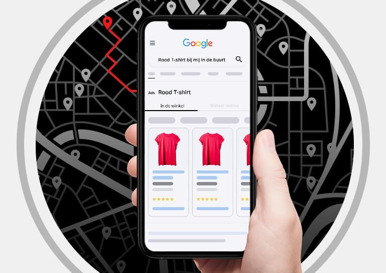 Trek Google shoppers naar je winkel zonder je kassasysteem te verlaten